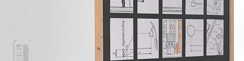 Widok wystawy wgalerii GEDOK-Brandenburg, Rangsdorf, 2020.  Exhibition view in the GEDOK-Brandenburg gallery, Rangsdorf, 2020.  Ausstellungsansicht in der Galerie der GEDOK-Brandenburg, Rangsdorf, 2020.